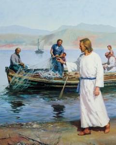 耶稣在尘世的传道