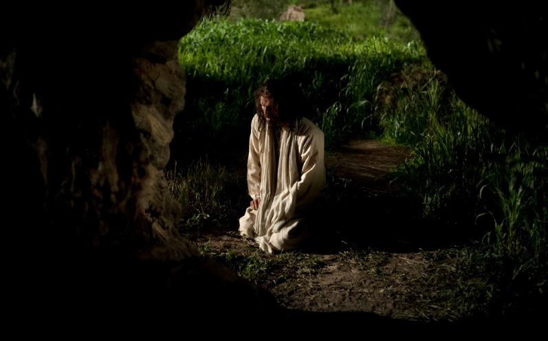 為何基督在客西馬尼園受苦?