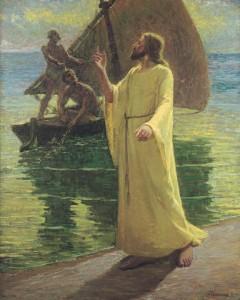 新約中的耶穌