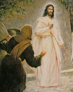 摩爾門耶稣復活
