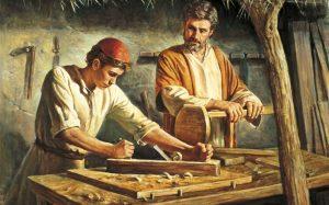 耶穌是木匠嗎