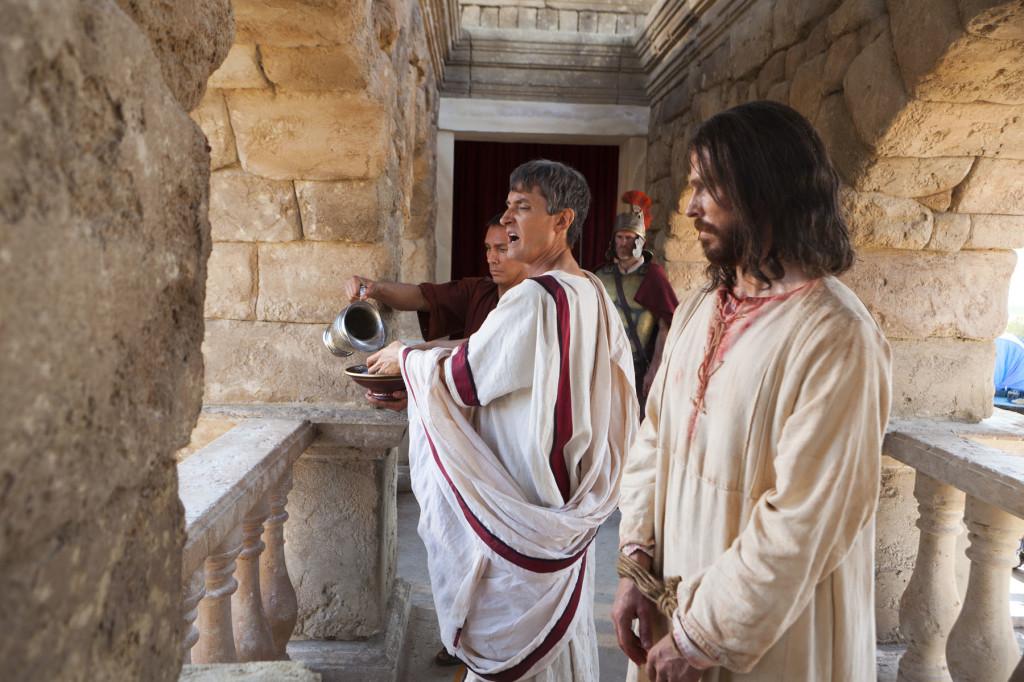 耶穌與彼拉多