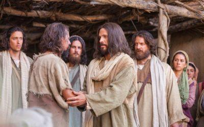 耶穌的教訓令人感到稀奇