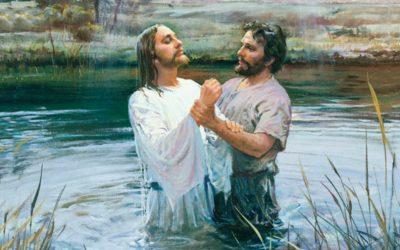 基督誕生的見證人:施洗約翰與以利沙伯