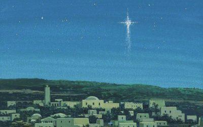 基督誕生的見證人:天上唱詩班與牧羊人