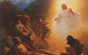 神會向世人顯現嗎
