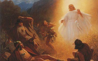 神會向人顯現嗎?