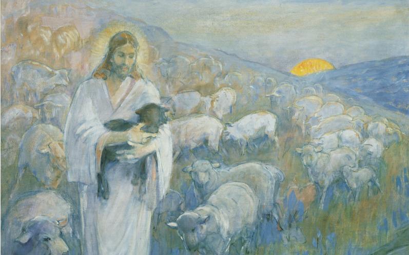為何耶穌被稱為神的羔羊?