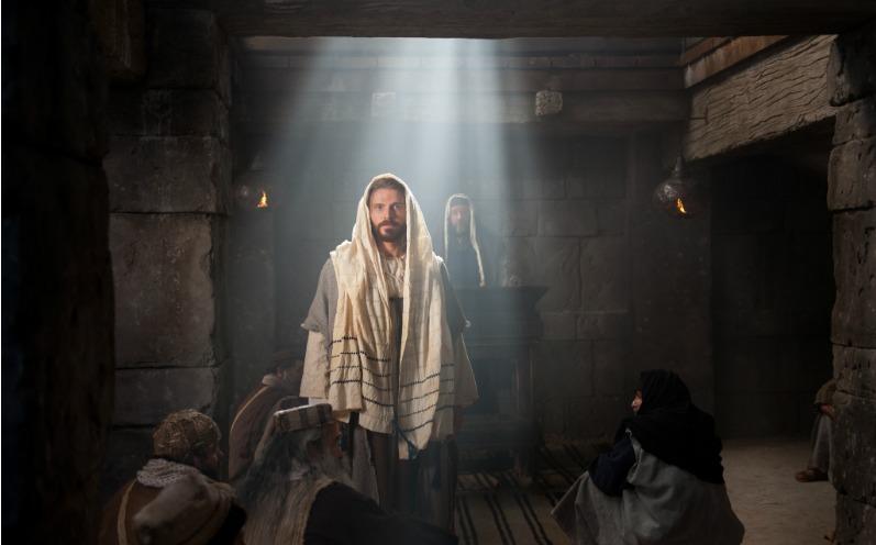 耶穌為什麼被稱為人子?