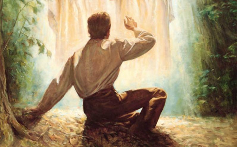 約瑟‧斯密 :耶穌基督的工具