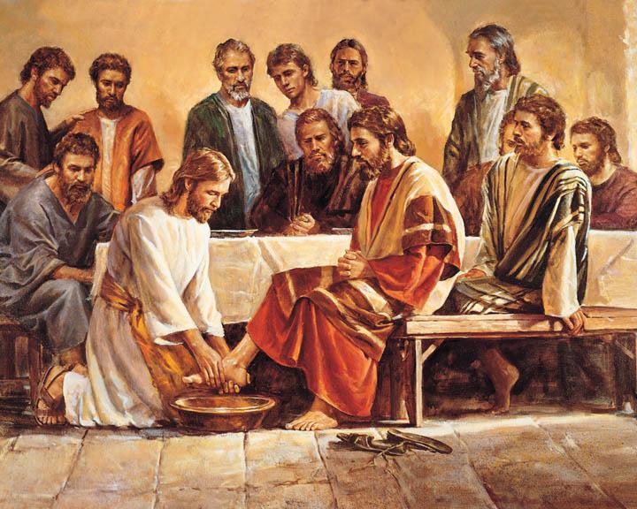 今日說話的十二使徒