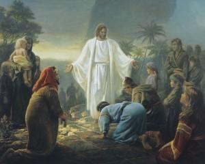 耶穌基督:祂看我們、祂了解我們、祂愛我們