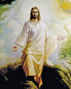 耶穌基督和 破碎的心
