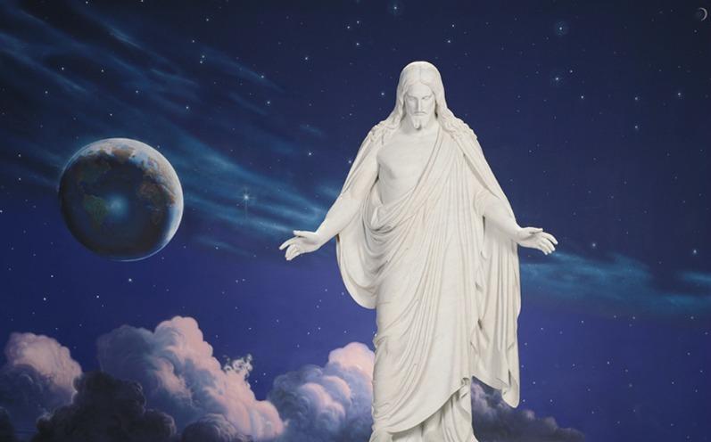 耶穌基督 承受我們的債 與恩典