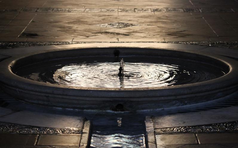 渴望耶穌基督的活水