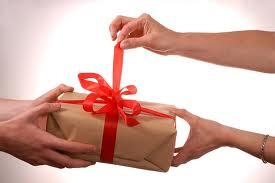 你總是可以送出某些東西做為聖誕信息