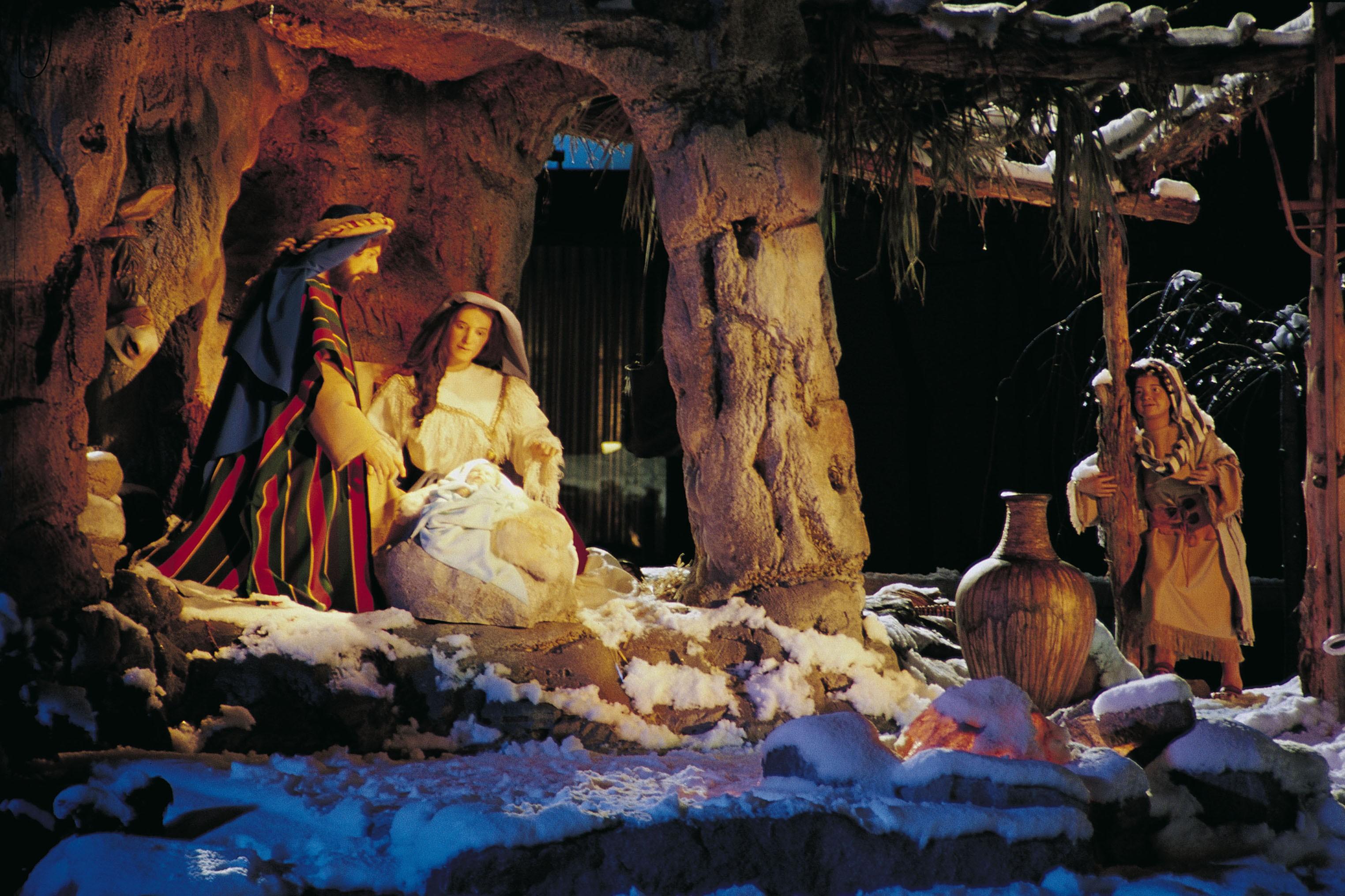 nativity jesus christ lds wallpaper - photo #3