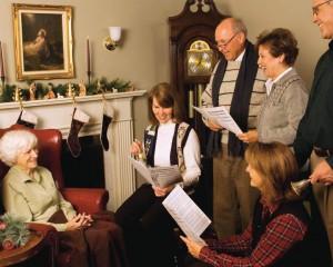 聖誕節是祈禱的季節