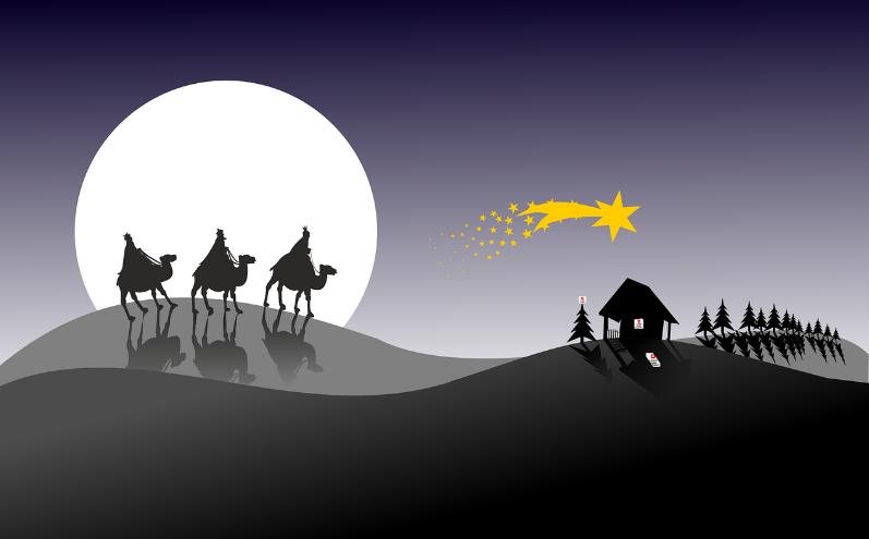 關於耶穌的誕生,新約說了什麼?