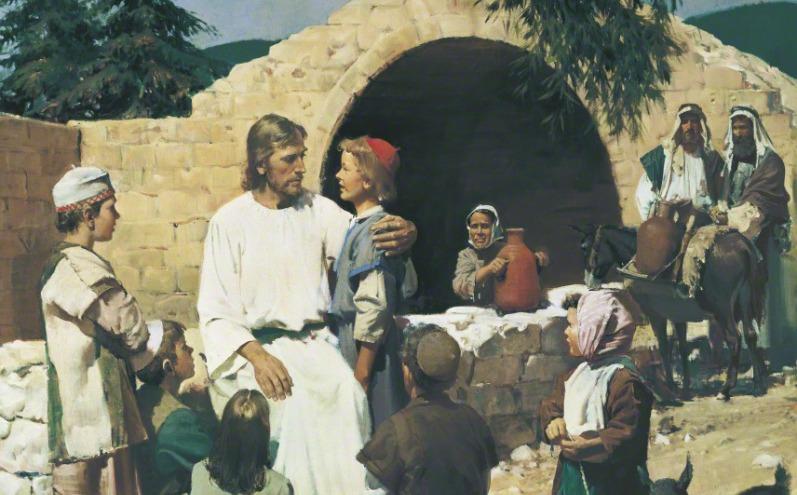 藉著經驗學習耶穌基督的事