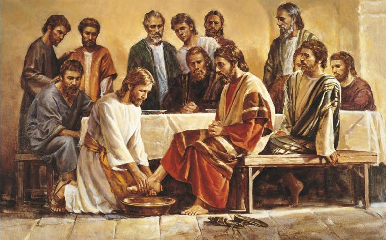 耶穌說:「你們這些假冒為善的人有禍了」