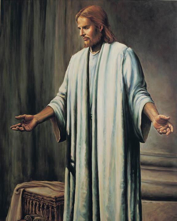 贖罪最慈愛的樣貌 是耶穌基督對我們的愛