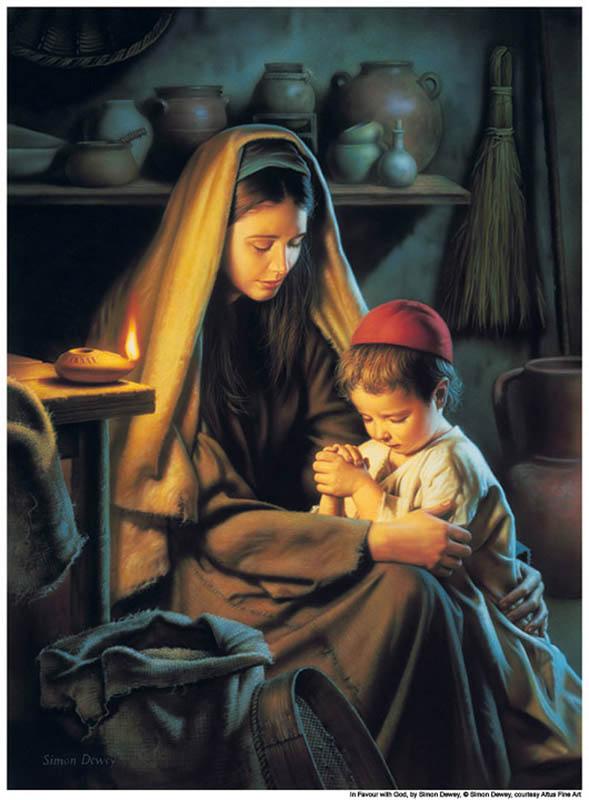 馬利亞 ,耶穌的母親