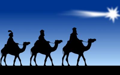 博士們尋找耶穌 :從他們找尋基督的旅程中看見對神的信心