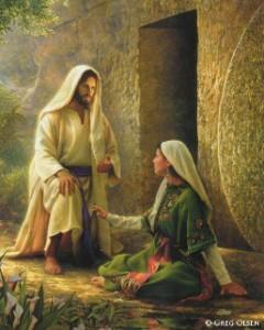 耶穌復活後顯現給婦女