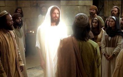 基督已復生