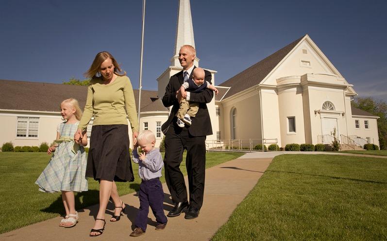基督的教會開始茁壯