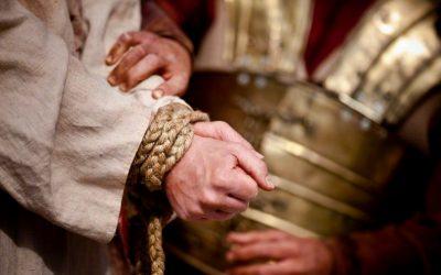 基督:帶來法律者,受法律制裁