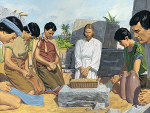 我們都應謙卑歸向基督