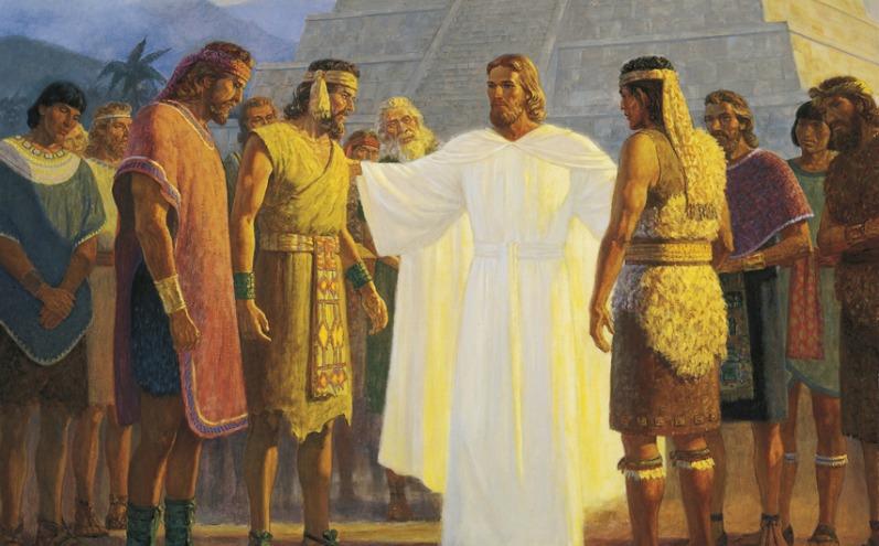 帶著缺點和努力歸向基督