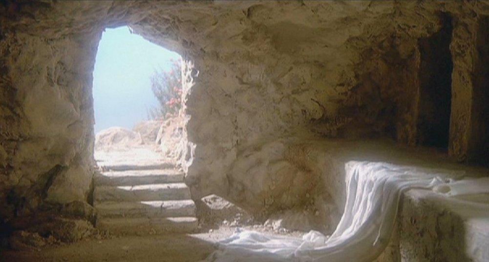 耶穌的空墳