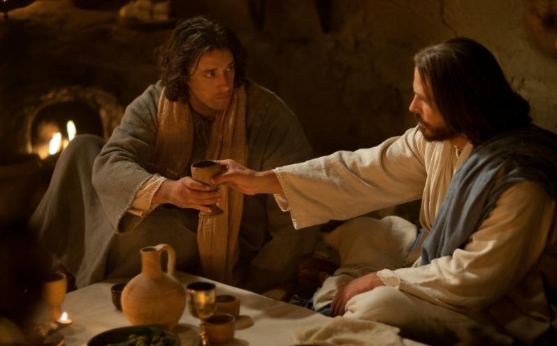 救主與聖餐
