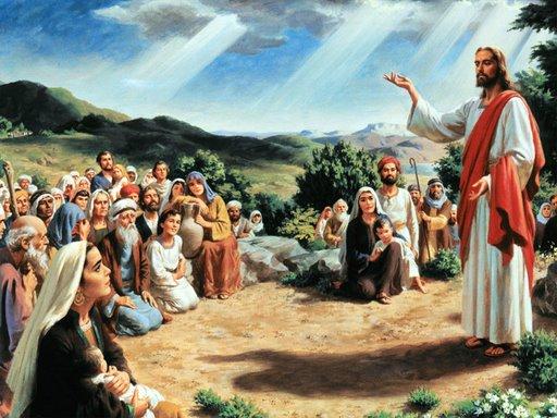 山上寶訓 - 基督的比喻