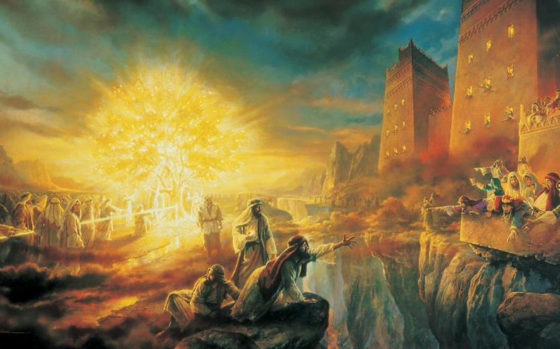 摩爾門經中的耶穌:生命樹