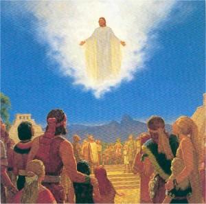 摩爾門經中的基督