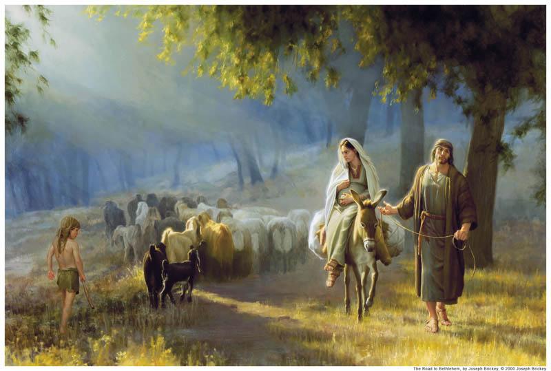 耶穌基督的誕生──摩爾門信仰