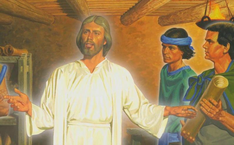 成為耶穌基督的門徒