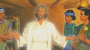 耶穌教導祂的門徒