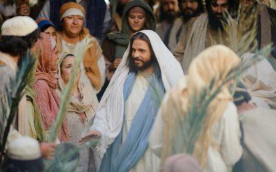 摩爾門成員重現聖經場景