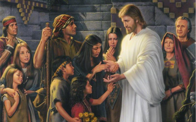 基督同在的力量