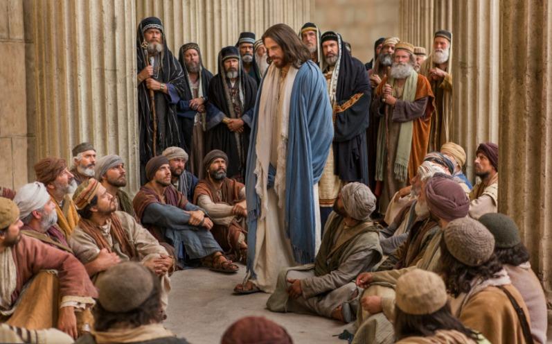 以耶穌基督為中心