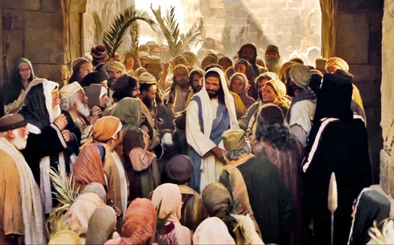 在考驗當中看見基督