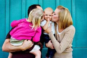 家庭因基督的福音而幸福快樂