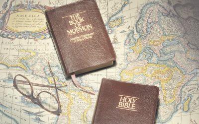 摩爾門經中的耶穌基督