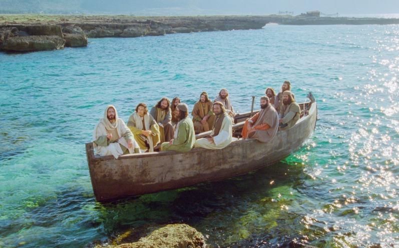 跟隨基督進入靈性曠野