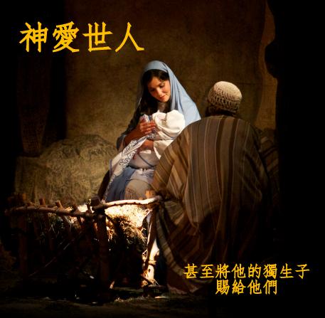 主耶穌基督的誕生